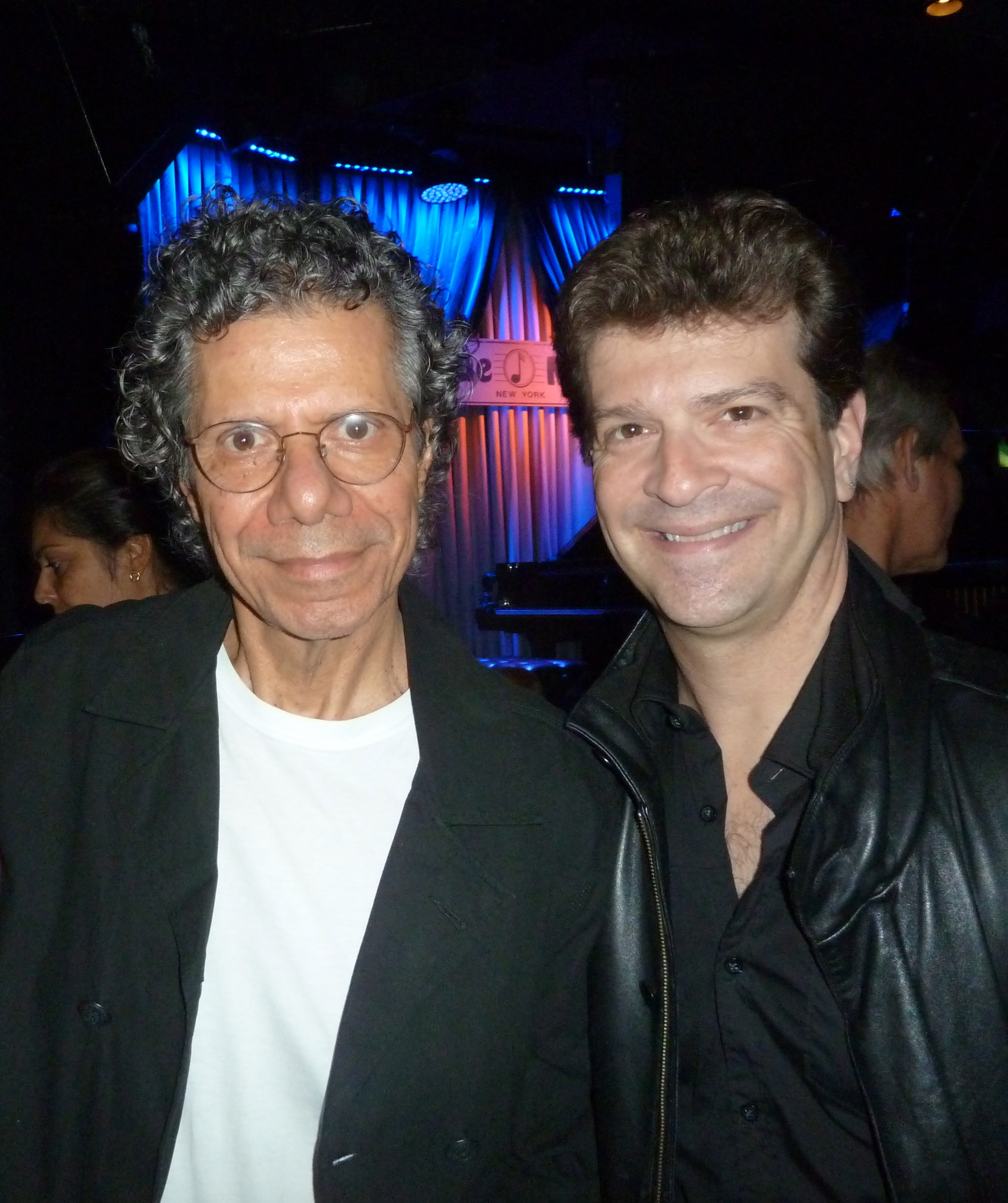 Dave and Chick Corea