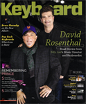 David Rosenthal on Keyboard Magazine with Billy Joel